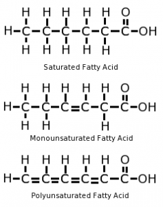 Long Chain Polyunsaturated Fatty Acids Solid At Room Temperature